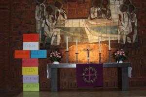 Konfirmanden - Kirchengemeinde St. Andreas Nürnberg