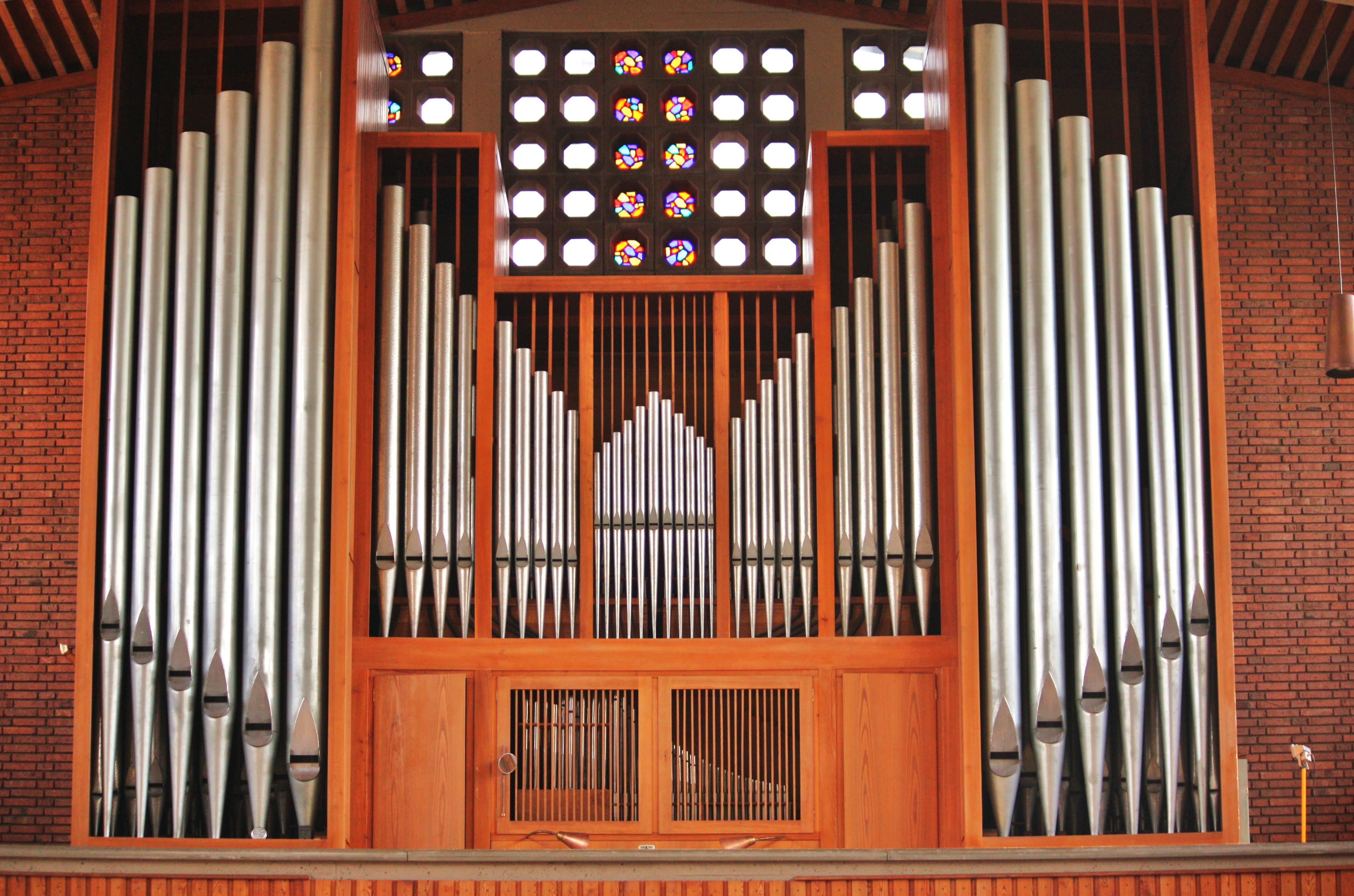 Die Beckerath-Orgel - Kirchengemeinde St. Andreas Nürnberg