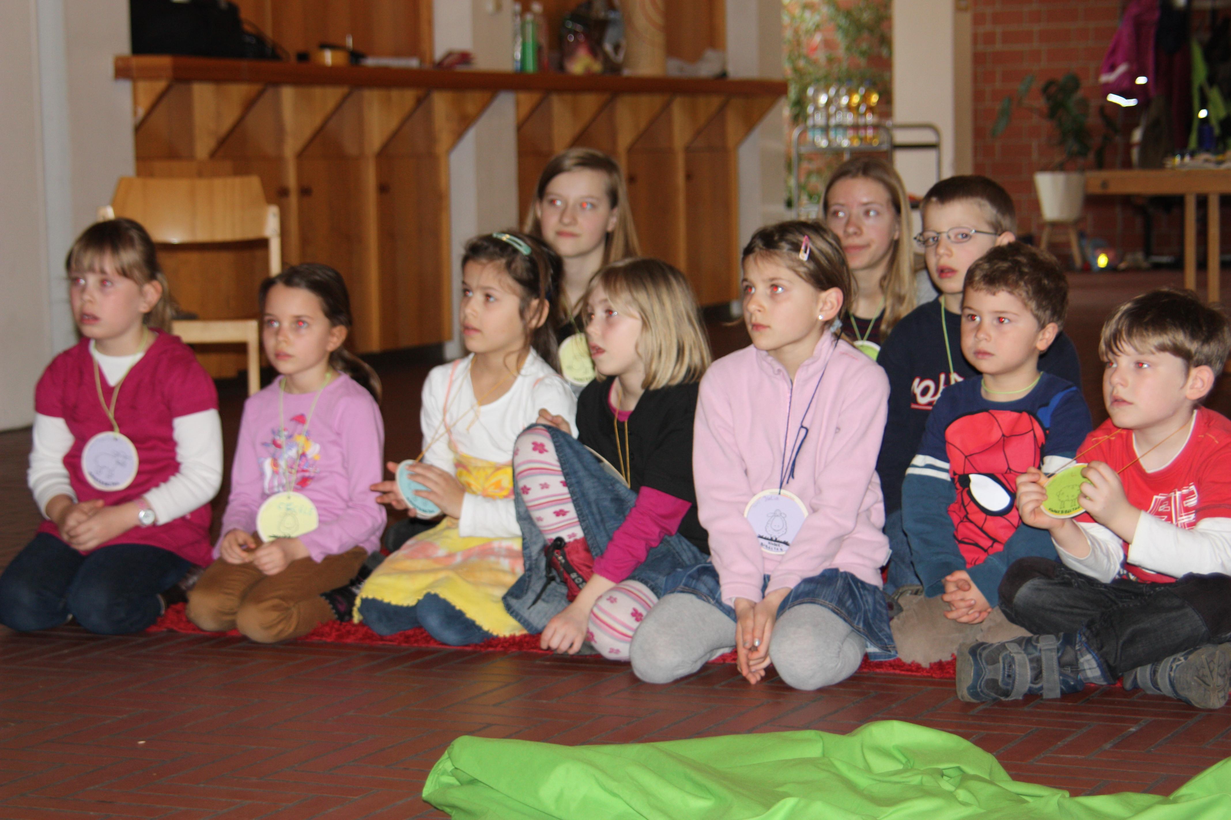Kindergarten - Kirchengemeinde St. Andreas Nürnberg