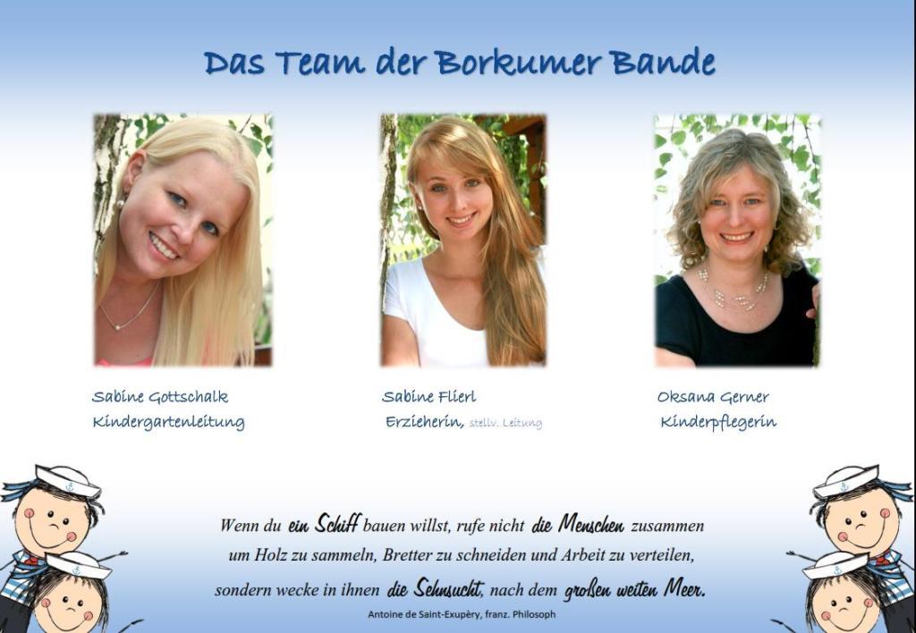 Borkumer Team 2015