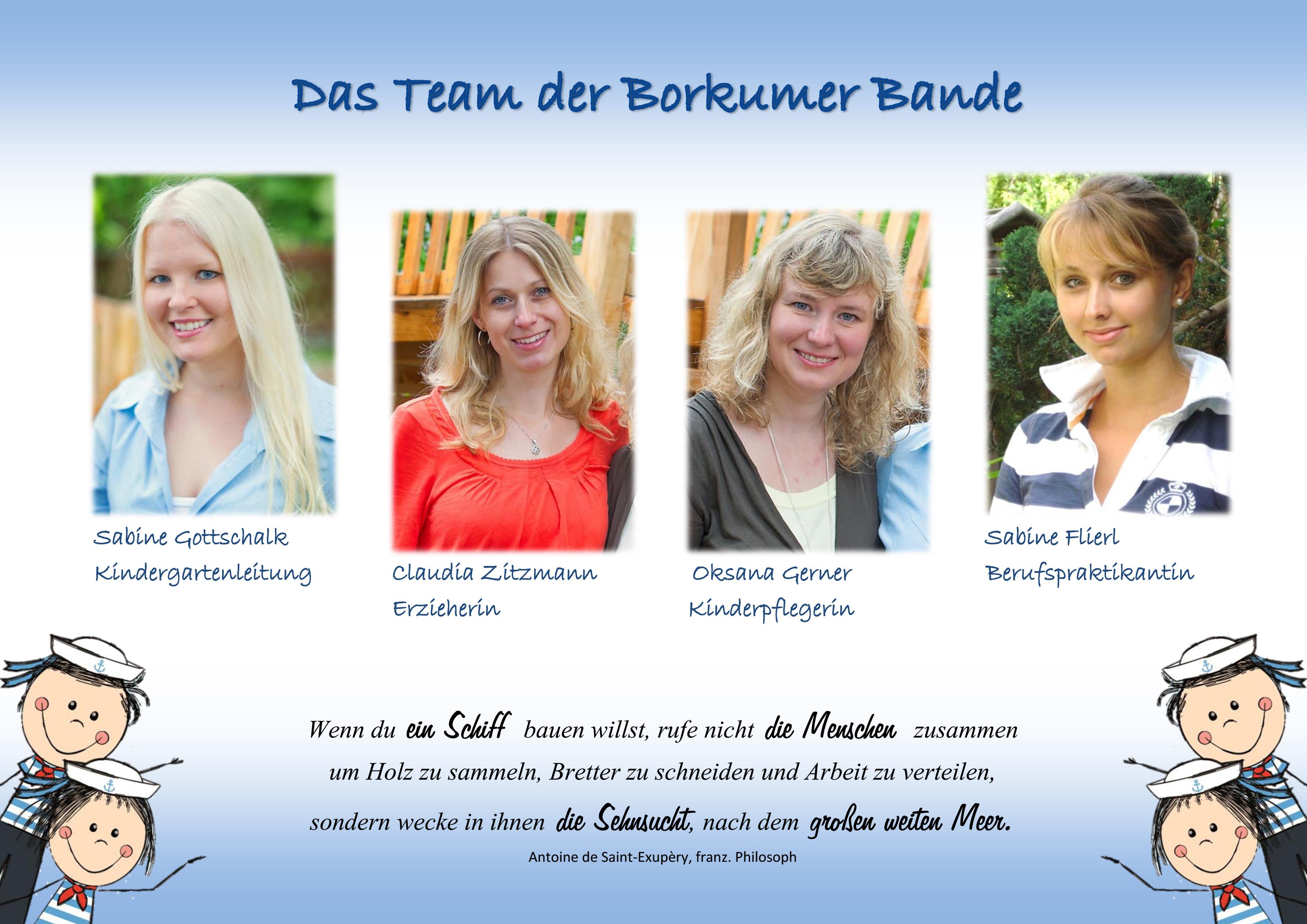 Team - Kirchengemeinde St. Andreas Nürnberg